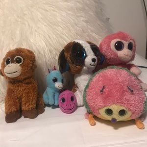 Other - Set of 6 Beanie Boo
